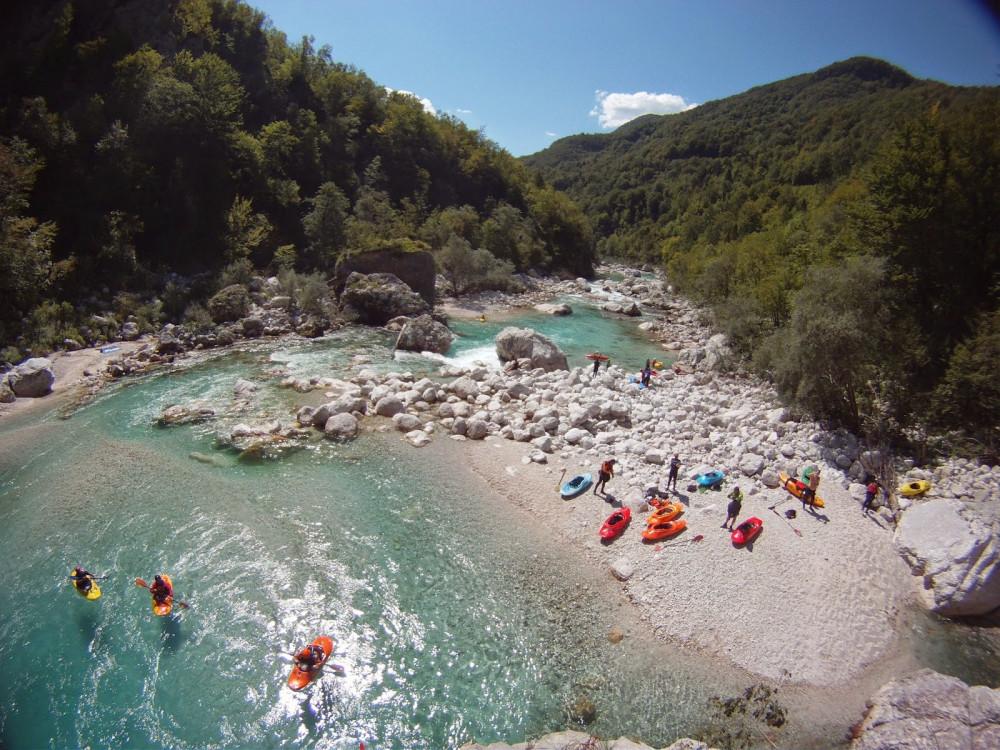 Corso principianti canoa/kayak 2020